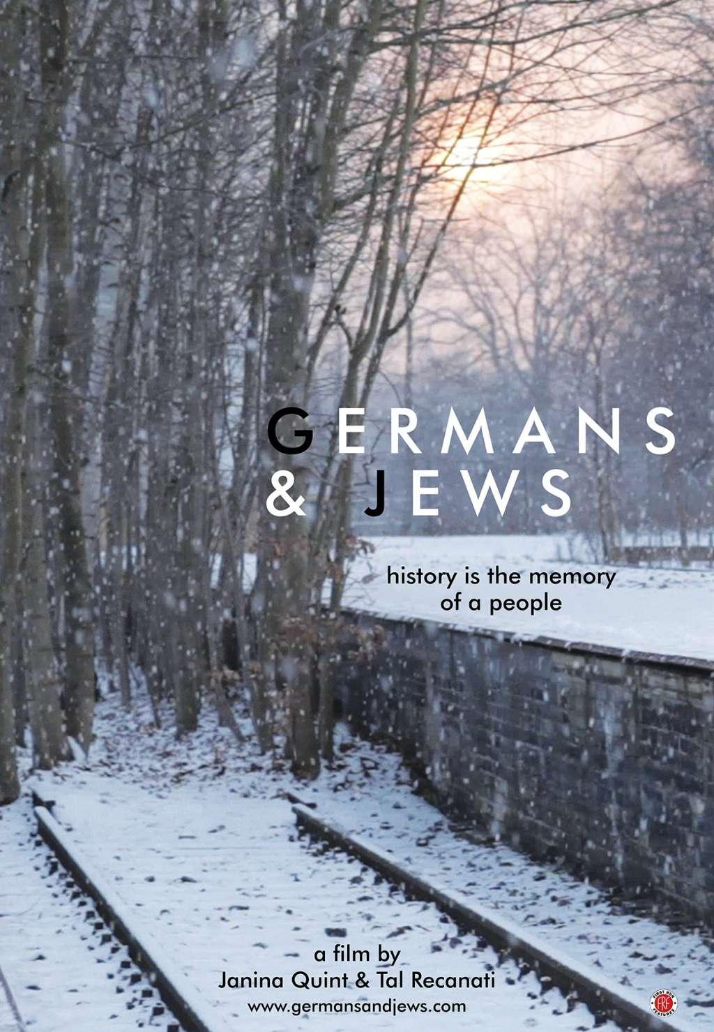 Germans & Jews kapak