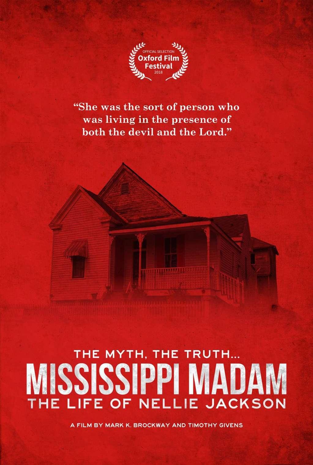 Mississippi Madam: The Life of Nellie Jackson kapak