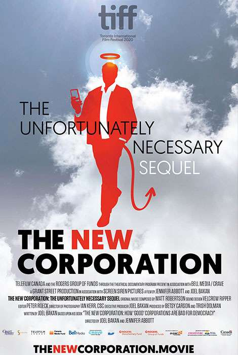 The New Corporation: The Unfortunately Necessary Sequel kapak