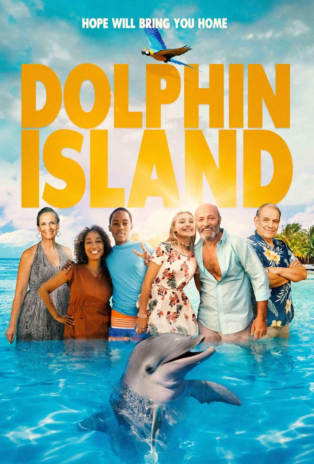 Dolphin Island kapak