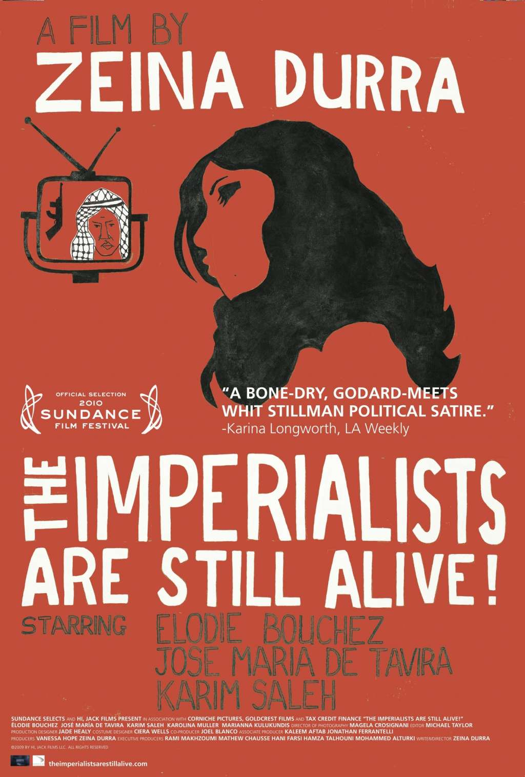 The Imperialists Are Still Alive! kapak