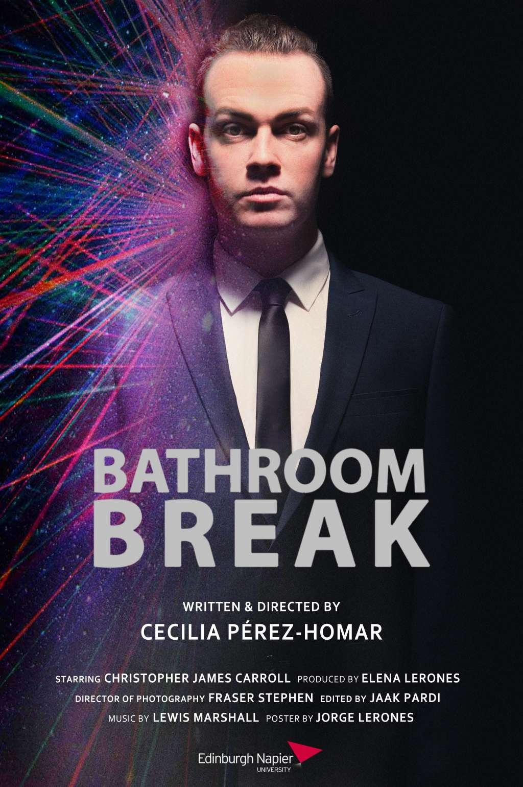 Bathroom Break kapak
