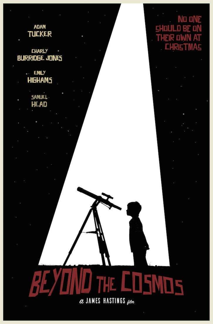 Beyond the Cosmos kapak