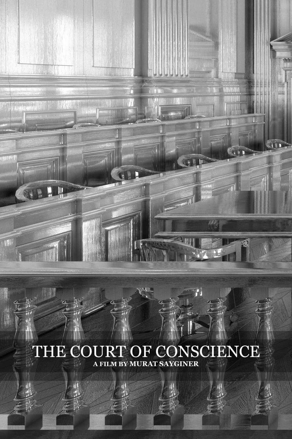 The Court of Conscience kapak