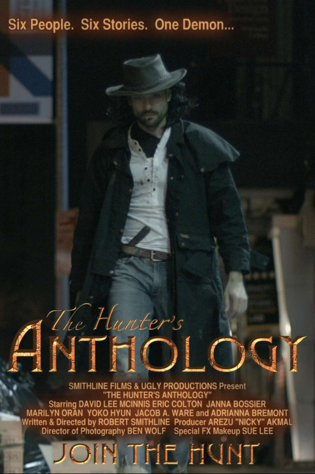 The Hunter's Anthology: Prologue kapak