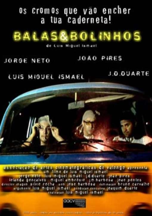Balas & Bolinhos kapak