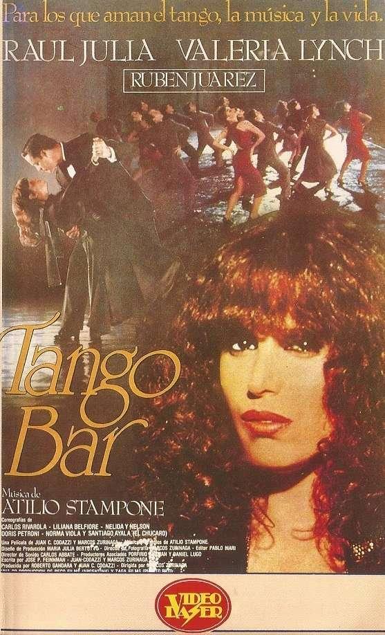 Tango Bar kapak