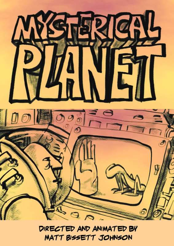 Mysterical Planet kapak