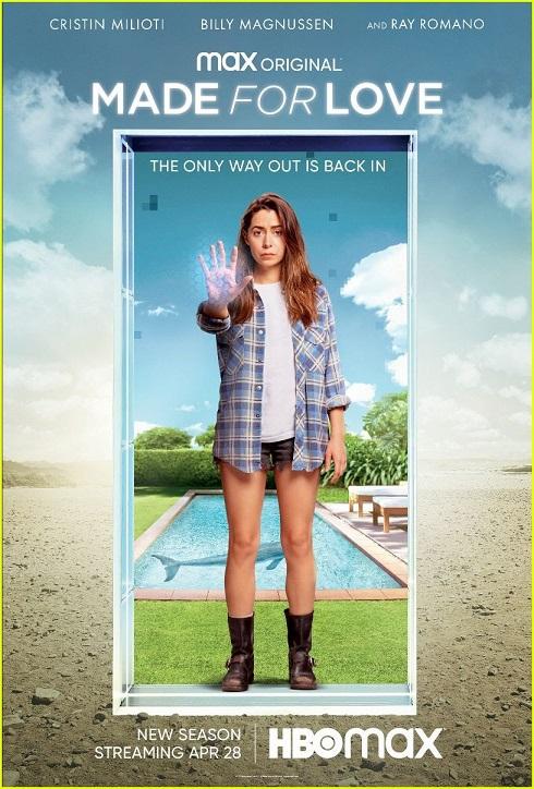 Made for Love kapak