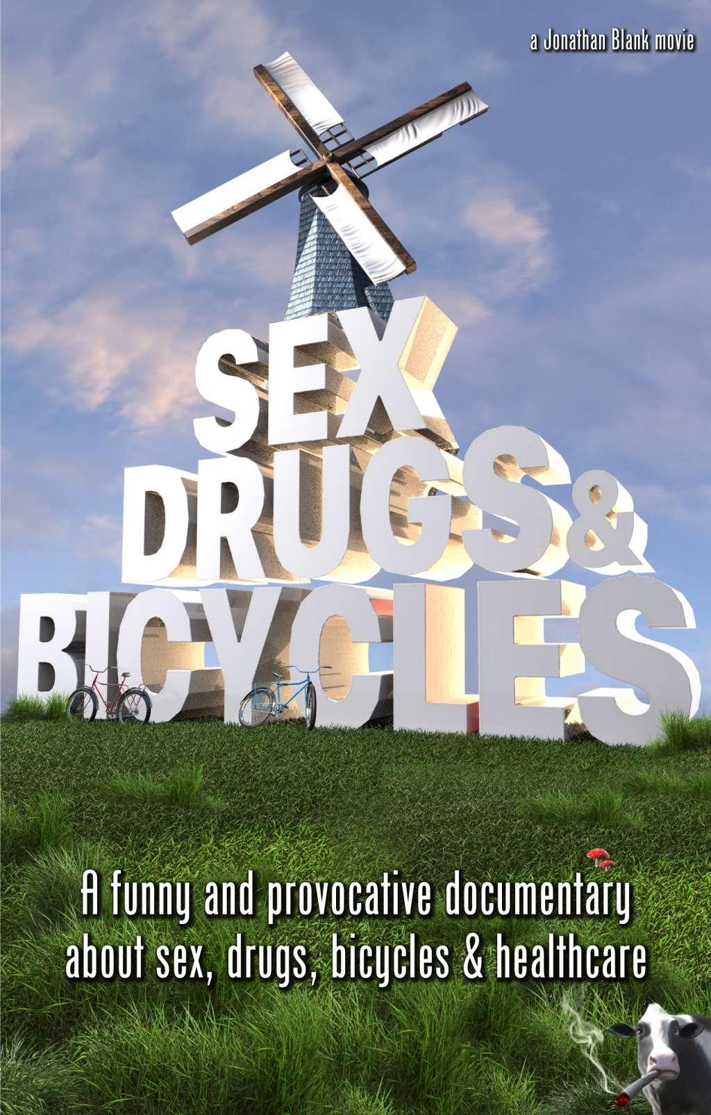 Sex, Drugs & Bicycles kapak