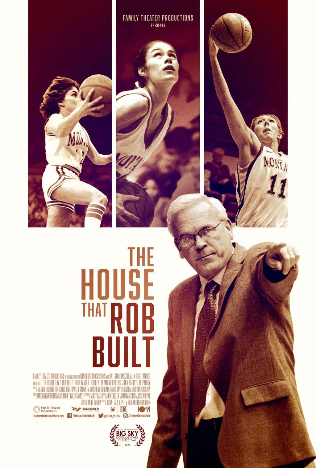 The House That Rob Built kapak