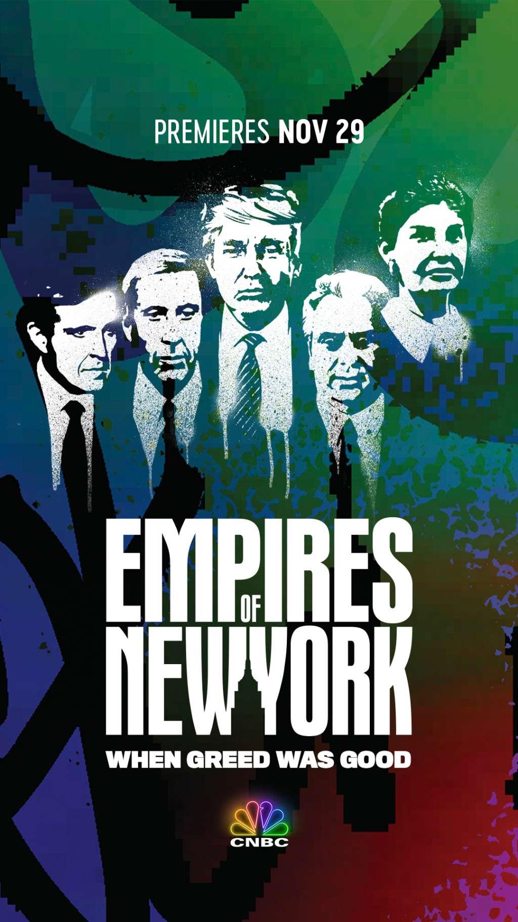 Empires of New York kapak