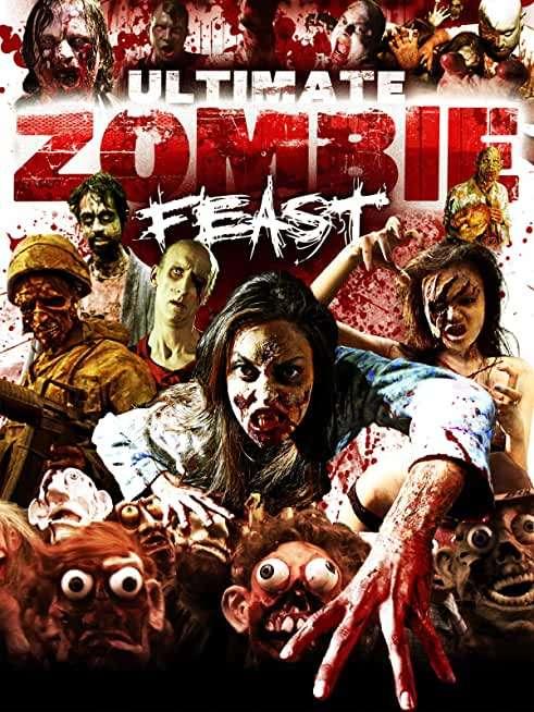 Ultimate Zombie Feast kapak