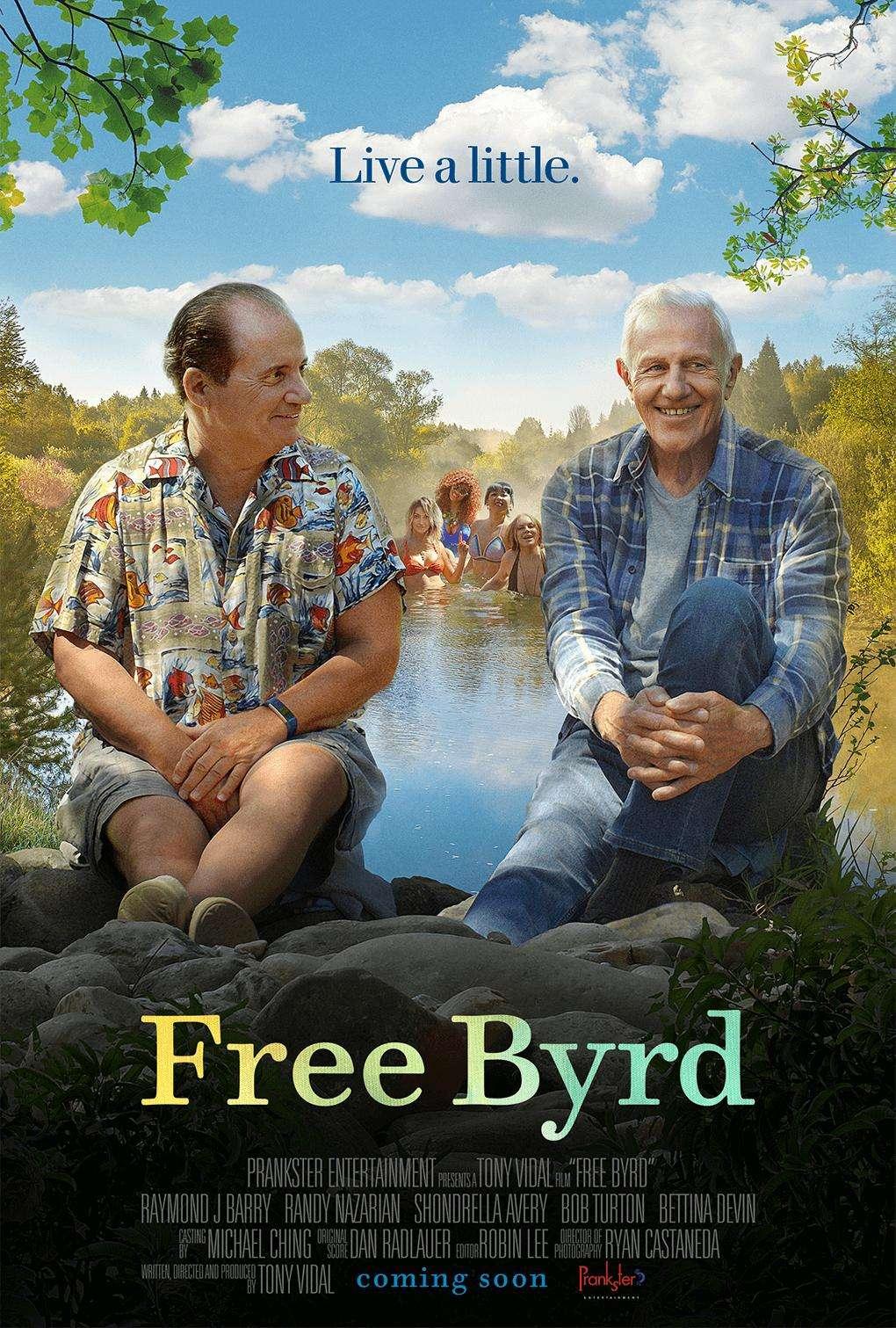 Free Byrd kapak