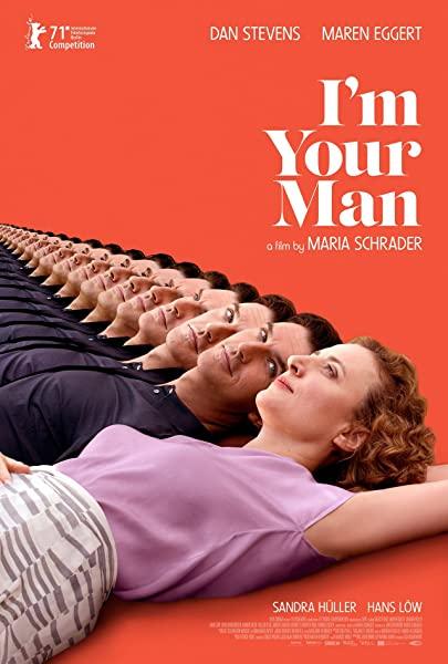 I'm Your Man kapak