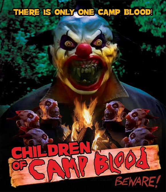 Children of Camp Blood kapak