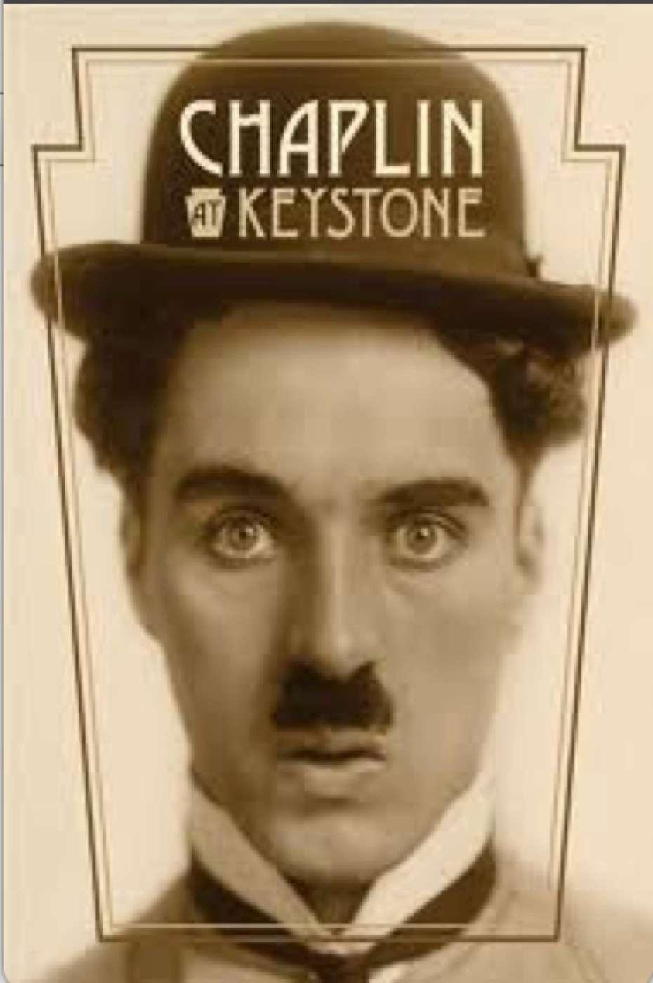 Chaplin at Keystone kapak