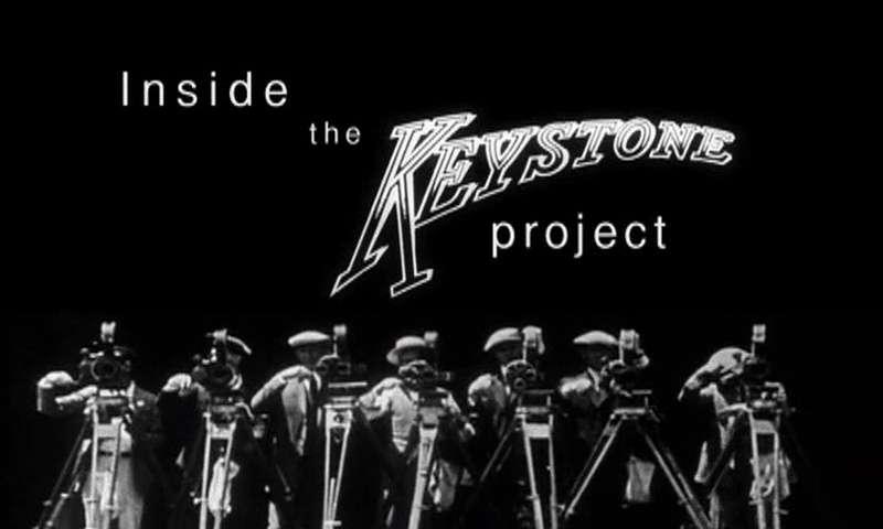 Inside the Keystone Project kapak