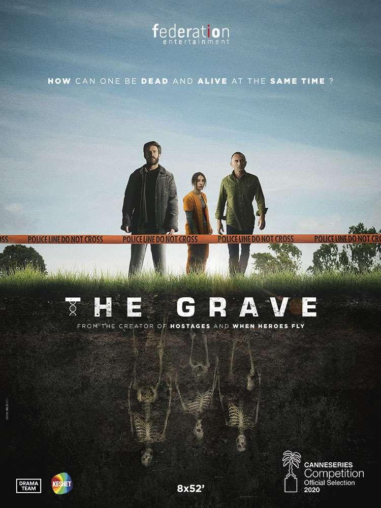 The Grave kapak