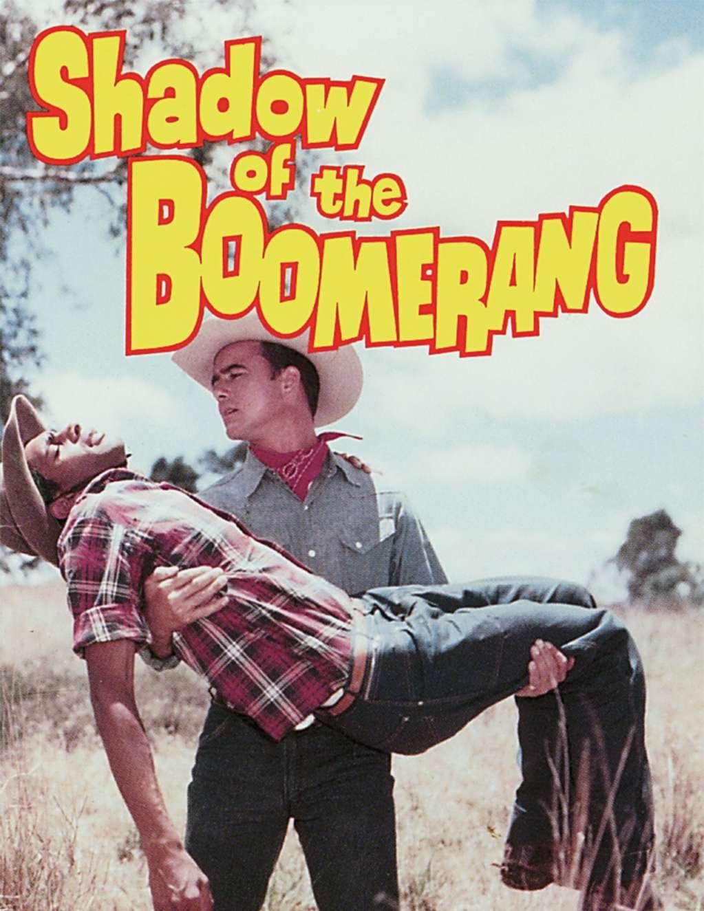 Shadow of the Boomerang kapak