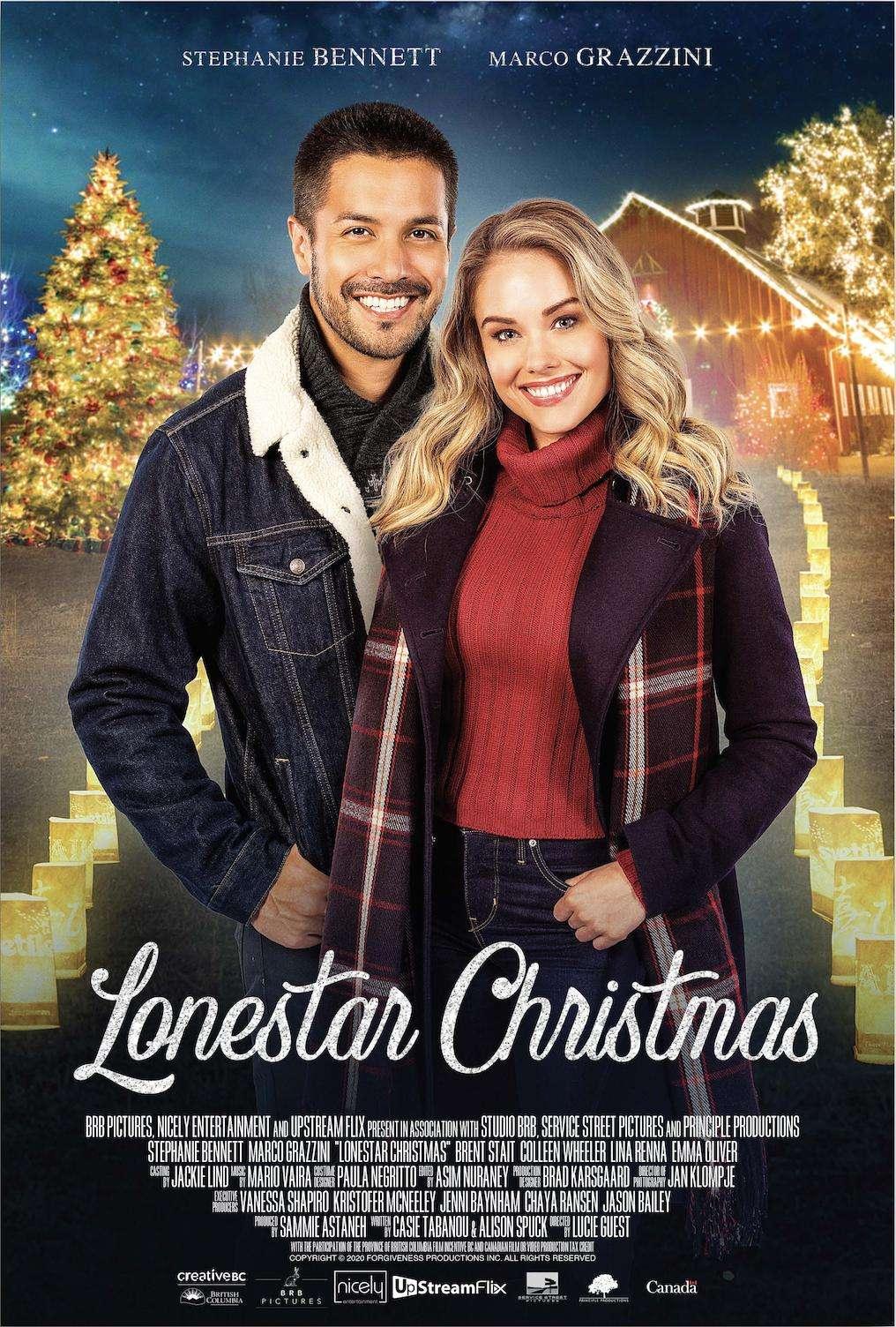 Lonestar Christmas kapak