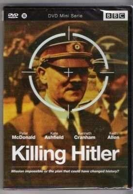 Killing Hitler kapak