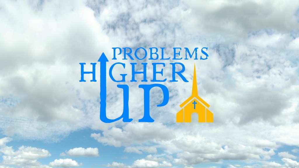 Problems Higher Up kapak