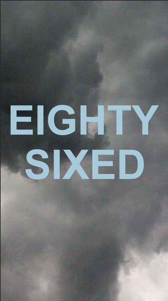 Eighty-Sixed kapak