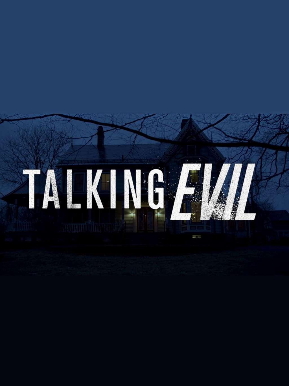 Talking Evil kapak