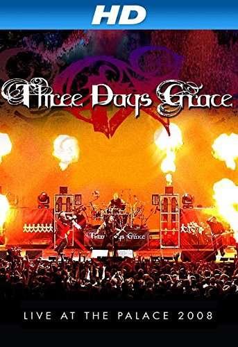 Three Days Grace: Live at the Palace 2008 kapak