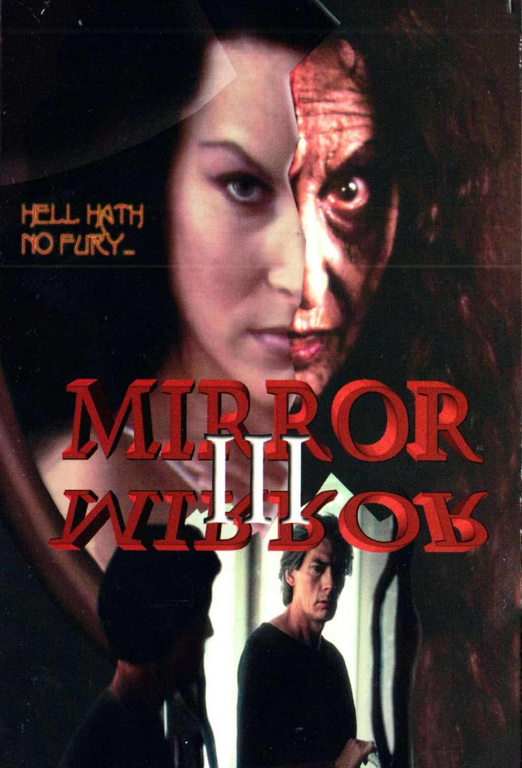 Mirror Mirror 3: The Voyeur kapak