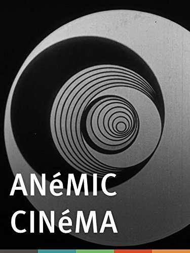 Anemic Cinema kapak