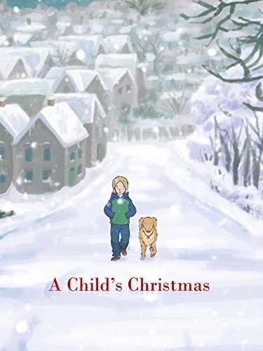 A Child's Christmas kapak
