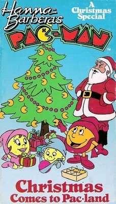 Christmas Comes to PacLand kapak