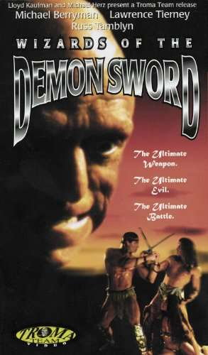 Wizards of the Demon Sword kapak