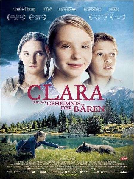 Clara and the Secret of the Bears kapak