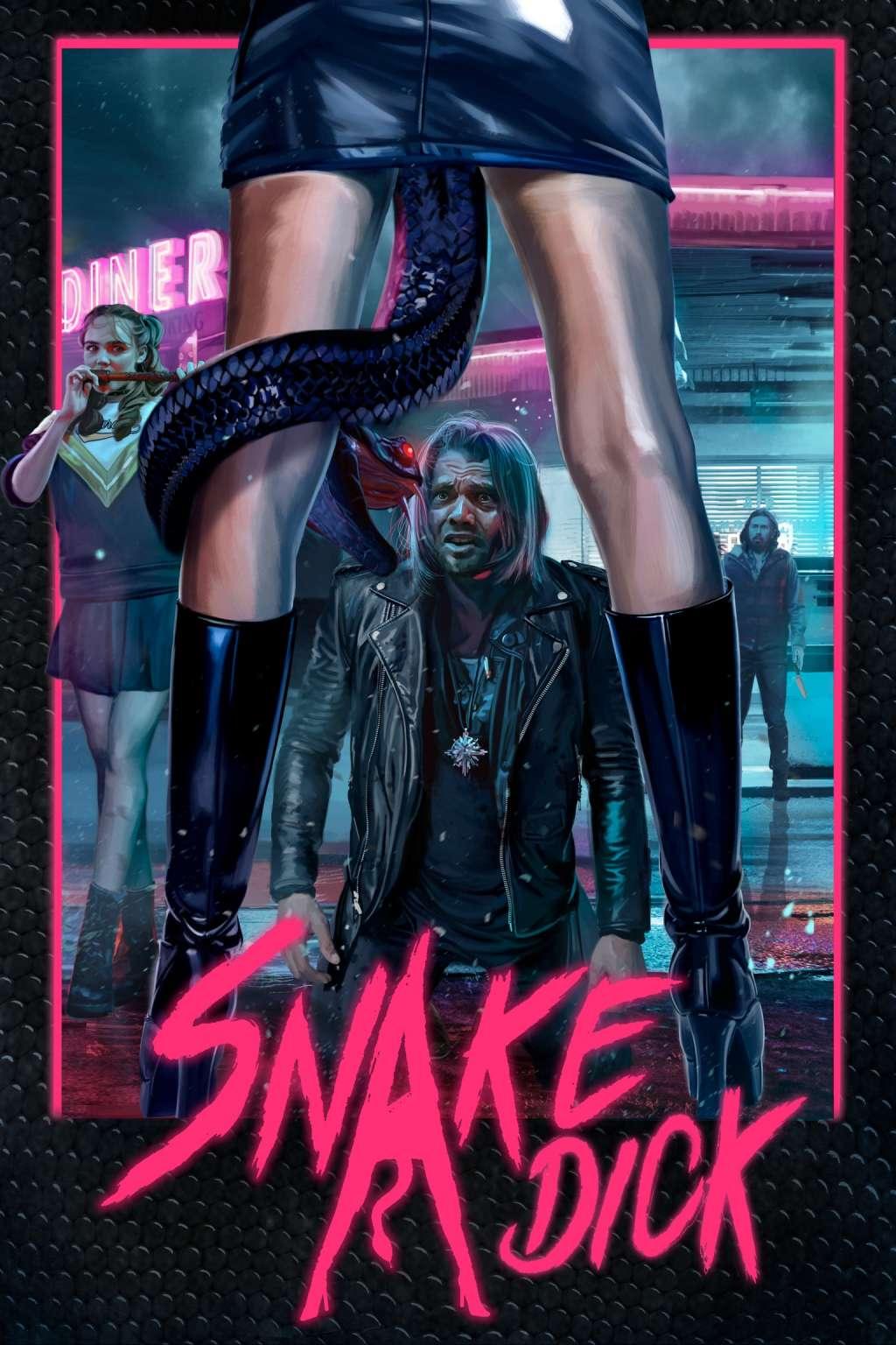 Snake Dick kapak