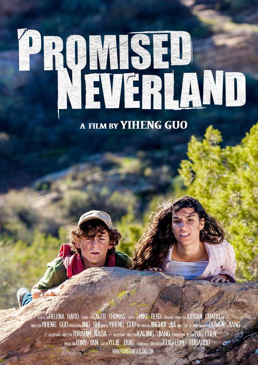 Promised Neverland kapak