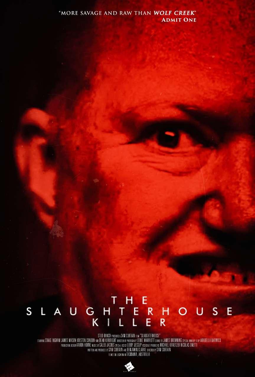 The Slaughterhouse Killer kapak