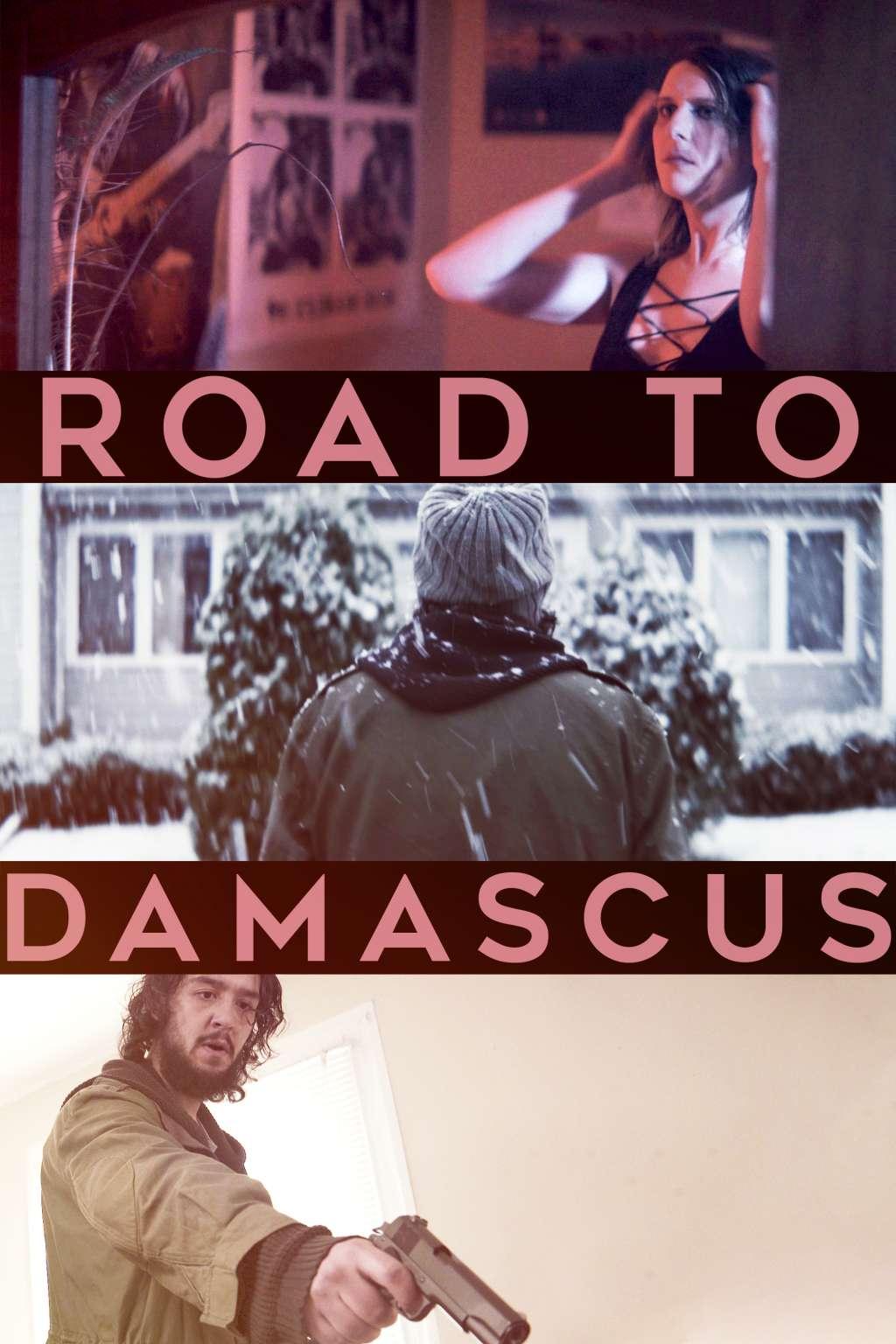 Road to Damascus kapak