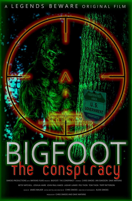 Bigfoot: The Conspiracy kapak