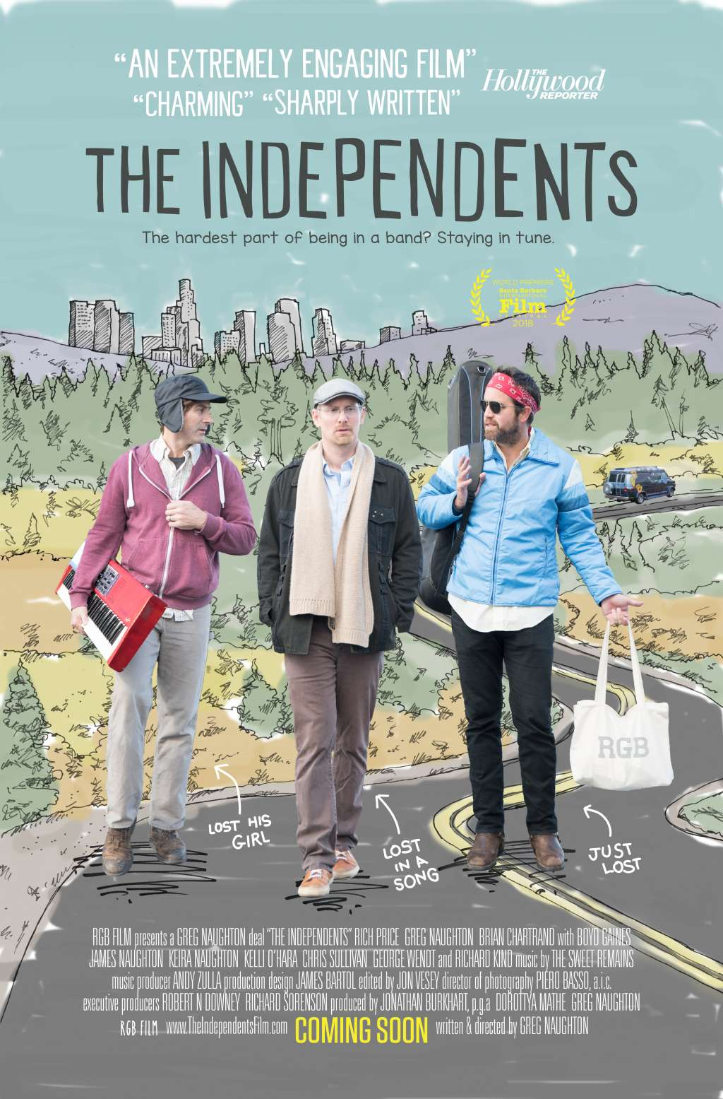 The Independents kapak