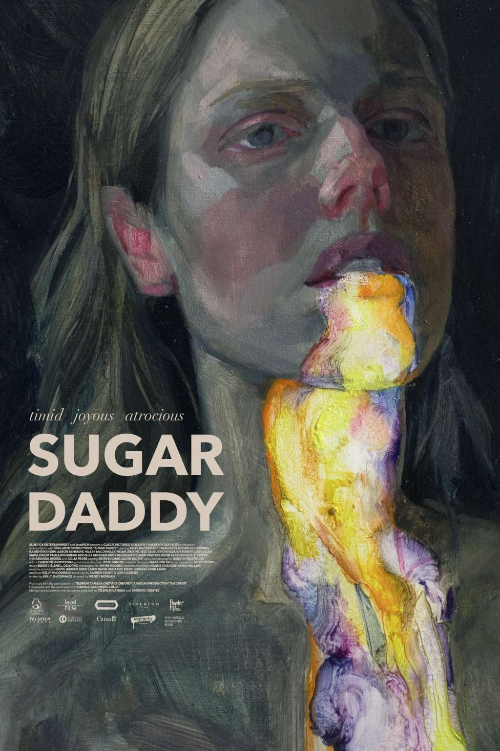 Sugar Daddy kapak