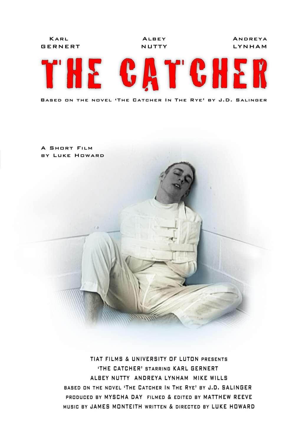 The Catcher kapak