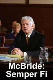 McBride: Semper Fi kapak