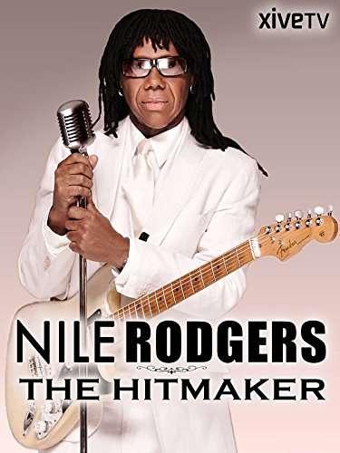 Nile Rodgers: Secrets of a Hitmaker kapak