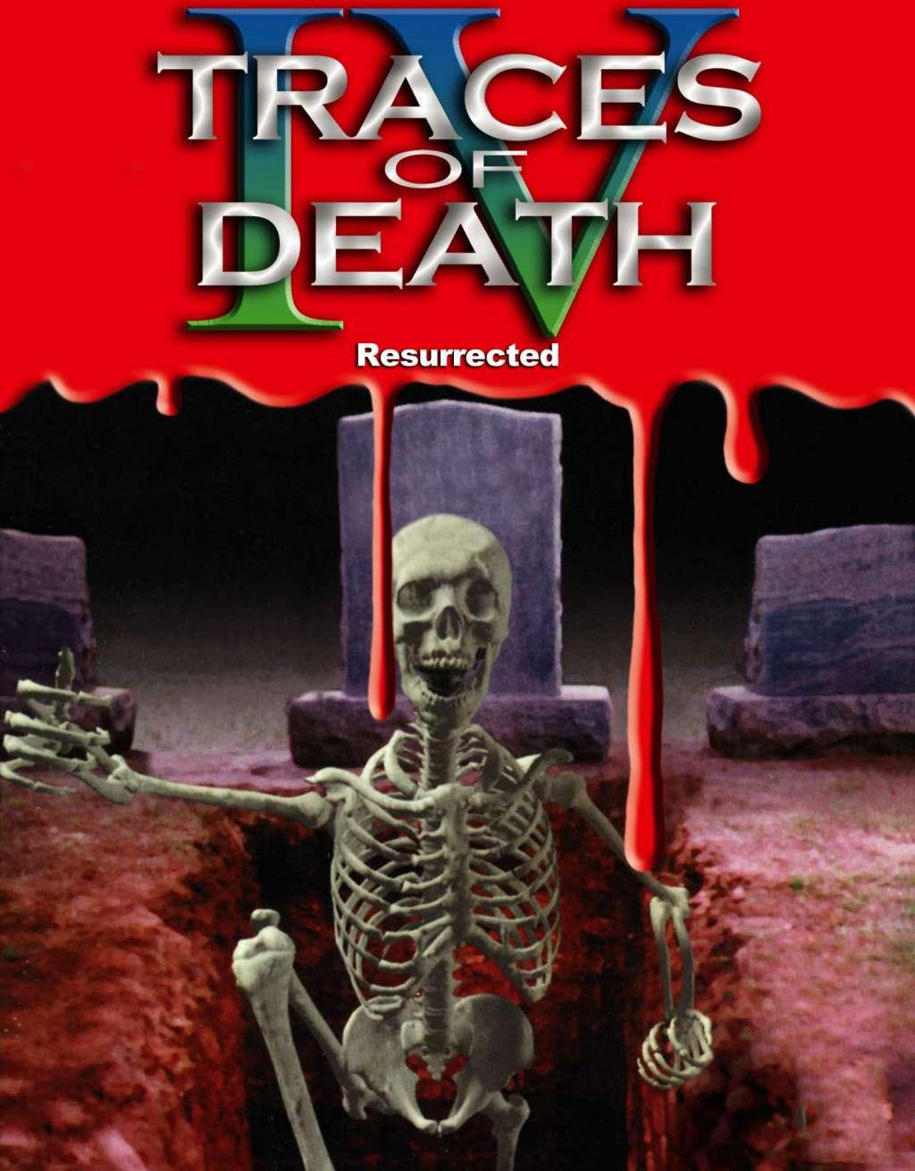 Traces of Death IV: Resurrected kapak