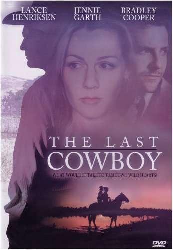 The Last Cowboy kapak