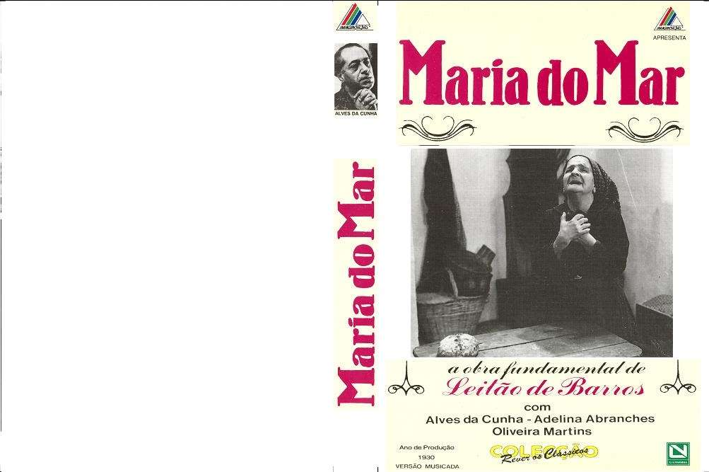 Maria do Mar kapak