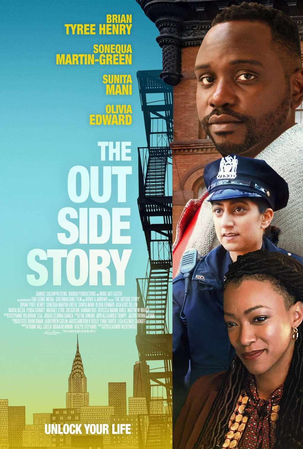 The Outside Story kapak